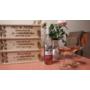 Kép 4/4 - Gravírozható fadoboz esküvőre külön nyitható  - az ár bor vásárlással értendő!