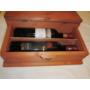 Kép 2/4 - Borkódex bortartó díszdoboz 2 bor számára