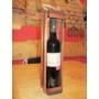 Kép 3/3 - Léces bortartó fadoboz tokaji borosüveg részére